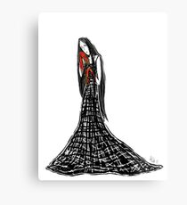 Madame Whyyy- Princess Monster Hands Metal Print