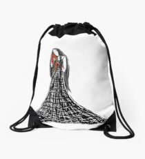 Madame Whyyy- Princess Monster Hands Drawstring Bag