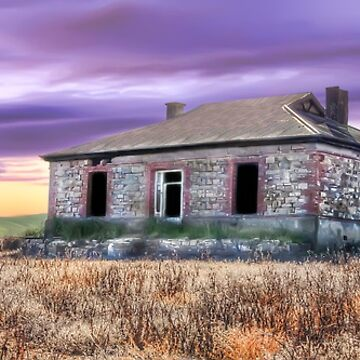 Burra Homestead Panorama by ShannonRogers