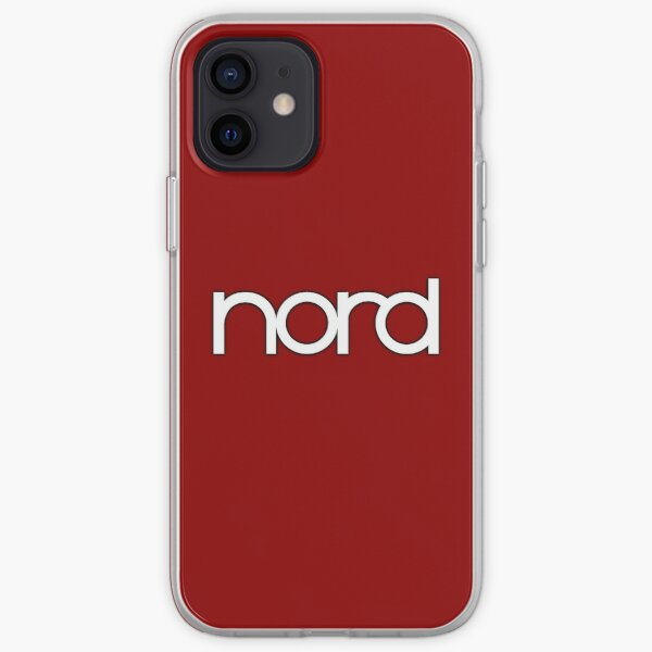 Wonderful Nord  Synth iPhone Soft Case