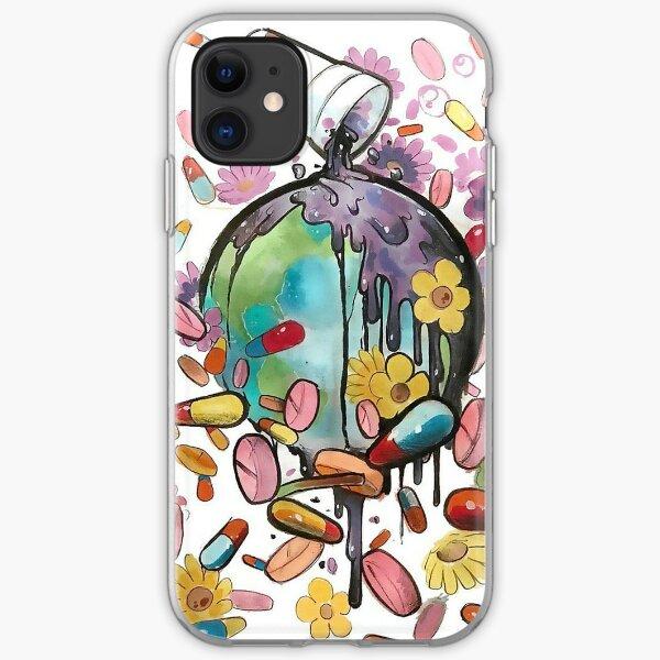 Wrld on Drugs of Juice WRLD iPhone Soft Case