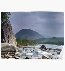 Loweswater Fell Poster