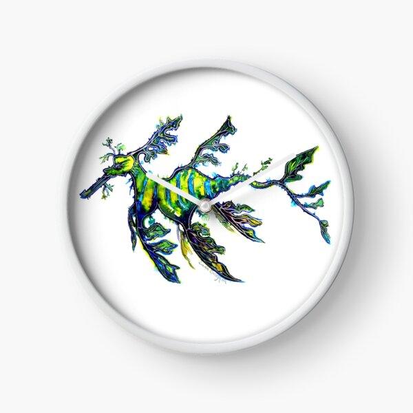 Leafy Seadragon Clock