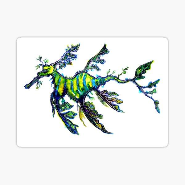Leafy Seadragon Sticker