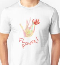 Flower Power Tee and Baby Grow T-Shirt