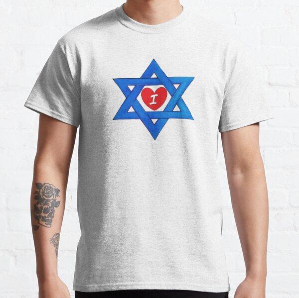 I LOVE ISRAEL Classic T-Shirt