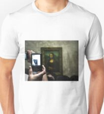 Tourist Point of View Unisex T-Shirt