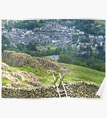Ambleside view Poster