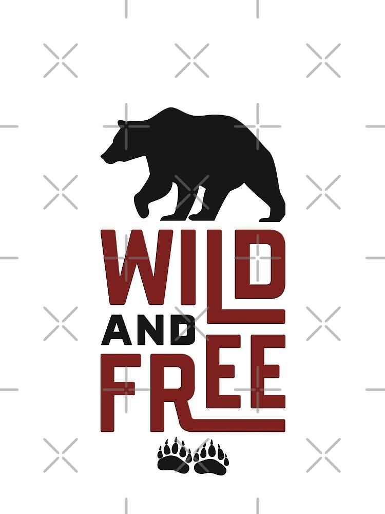 Wild & Free by Amanda-Lakey