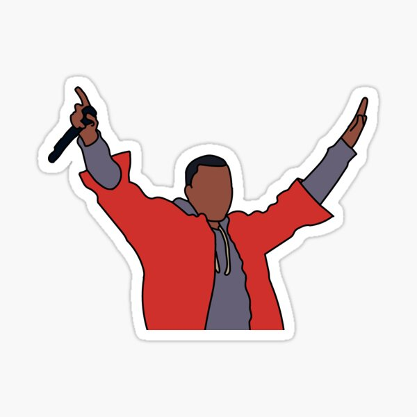 Kanye West Iphone X 11 Wallpaper Background Sticker By Connormck19 Redbubble