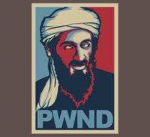 TShirtGifter Presents: PWND - Osama Bin Laden