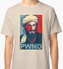 PWND - Osama Bin Laden Classic T-Shirt