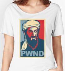 PWND - Osama Bin Laden Women's Relaxed Fit T-Shirt