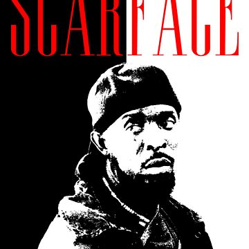 Scarface Little by grhyme