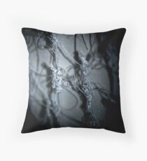 ...this tangled life... Throw Pillow