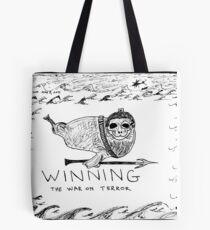 Seal Power Tote Bag