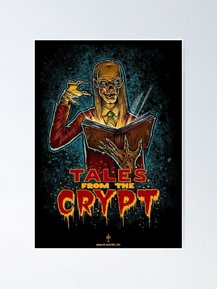 Alternate view of TALES FROM THE CRYPT Poster