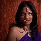Portrait of an Indian Woman by Mariano57