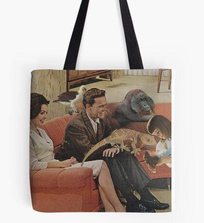 Domestic Bliss Tote Bag