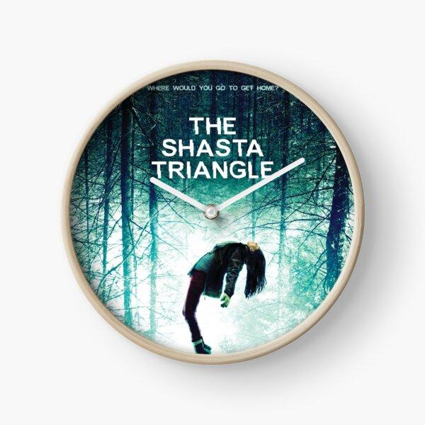 Shasta Triangle Poster Merch! Clock