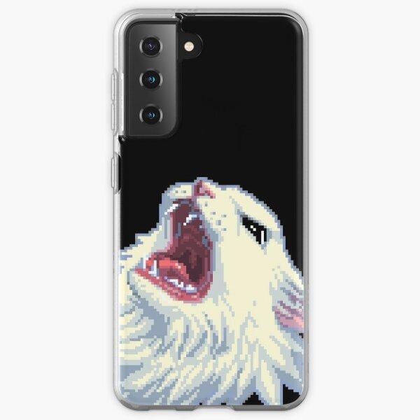 8-bit Screamin' Thurston the Cat! Samsung Galaxy Soft Case
