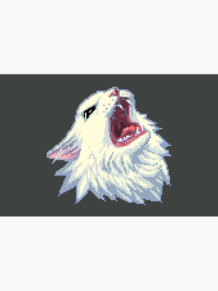 8-bit Screamin' Thurston the Cat! iphone 11 case