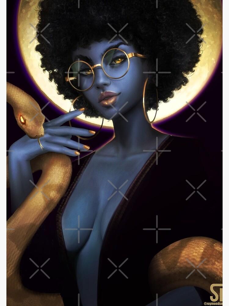 Afro-Sonnenfinsternis von Sebray