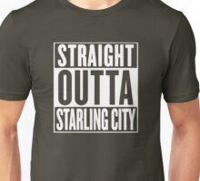 Straight Outta Starling City – Arrow, Compton Parody Unisex T-Shirt