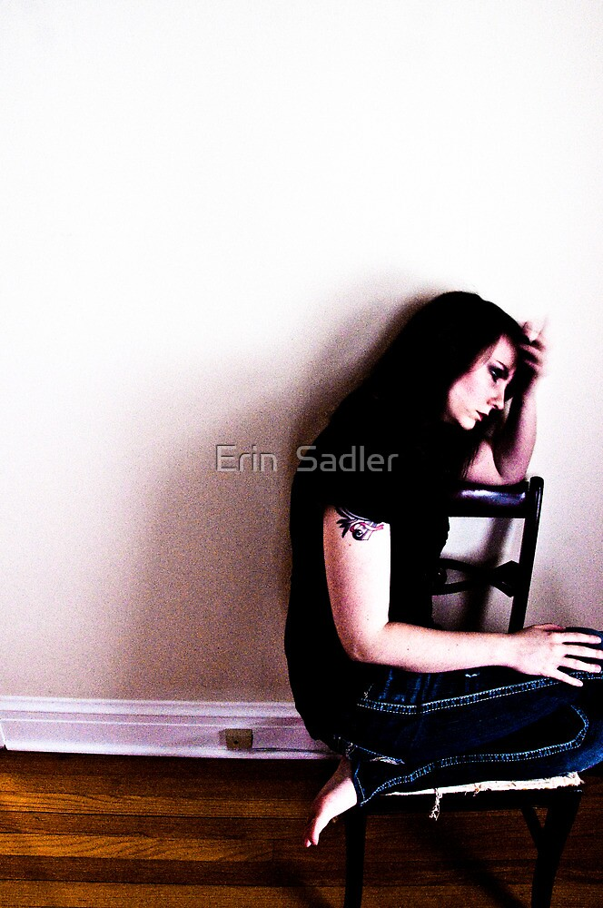 existential isolation by Erin  Sadler