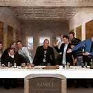The very last supper by stephen  jones
