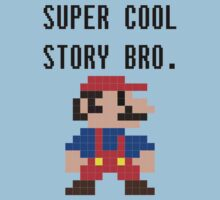Super Cool Story Bro. (Mario)