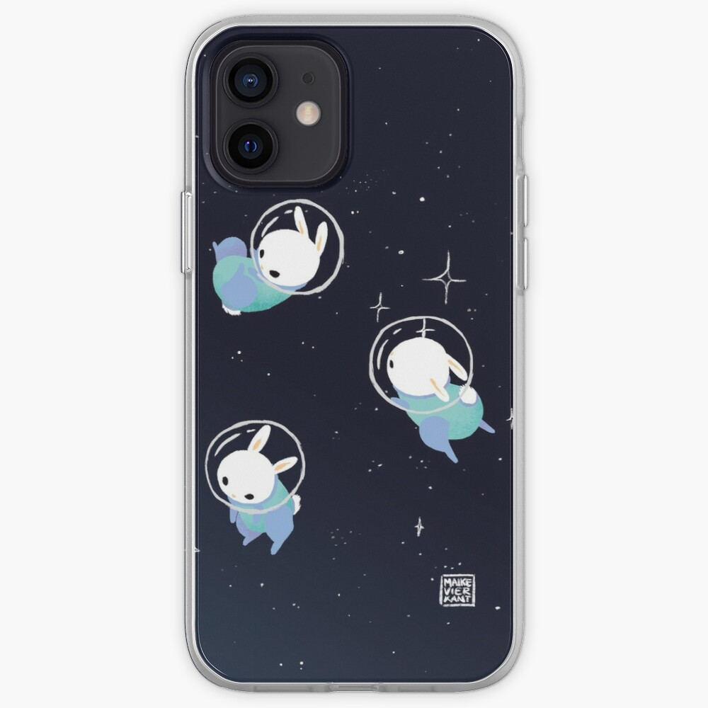 Space Bunnies iPhone Case & Cover