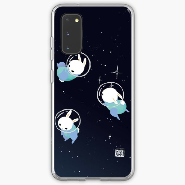 Space Bunnies Samsung Galaxy Soft Case