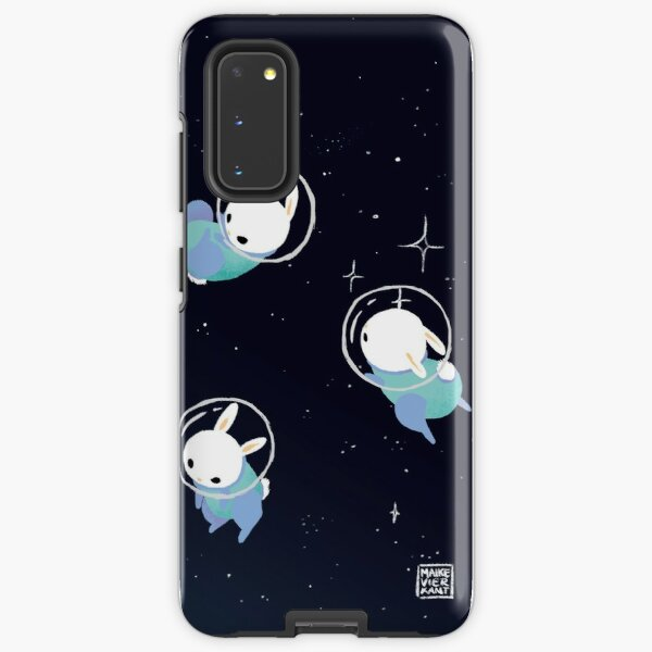 Space Bunnies Samsung Galaxy Tough Case