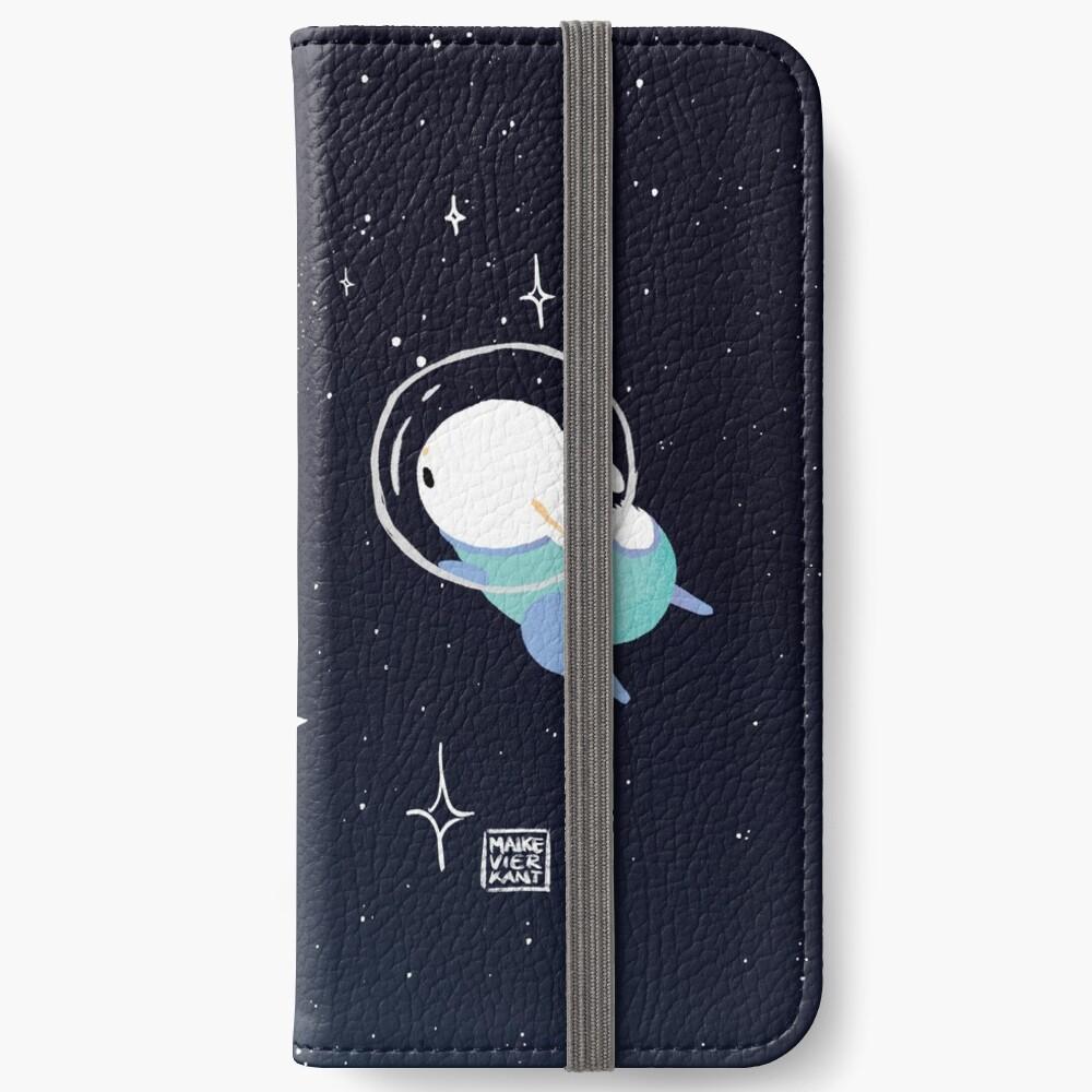Space Bunnies iPhone Wallet