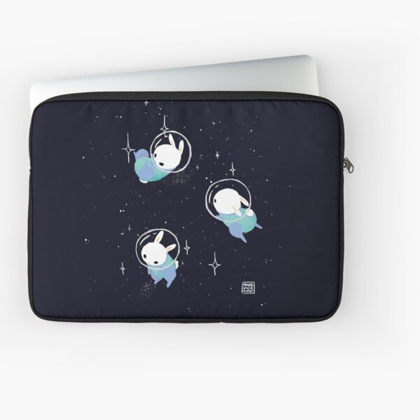 Space Bunnies Laptop Sleeve