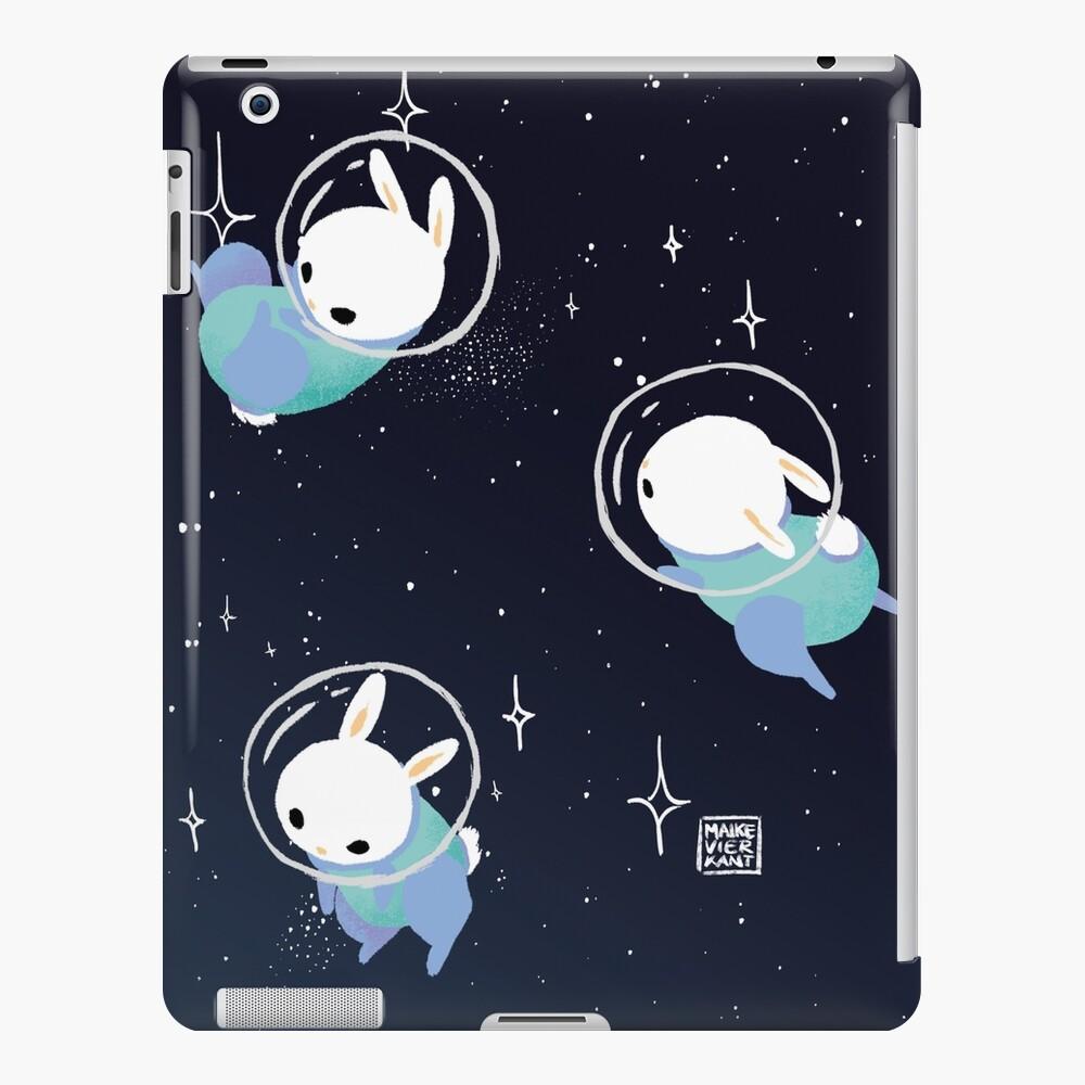 Space Bunnies iPad Case & Skin