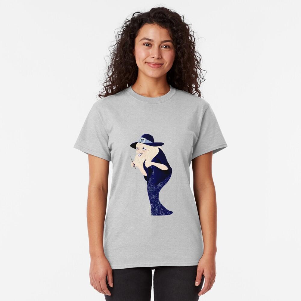 T-shirt classique «Sorcière Âgée»
