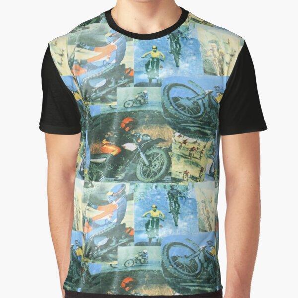 tyler durden motocross  Graphic T-Shirt