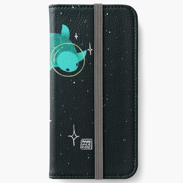Space Turtles iPhone Wallet