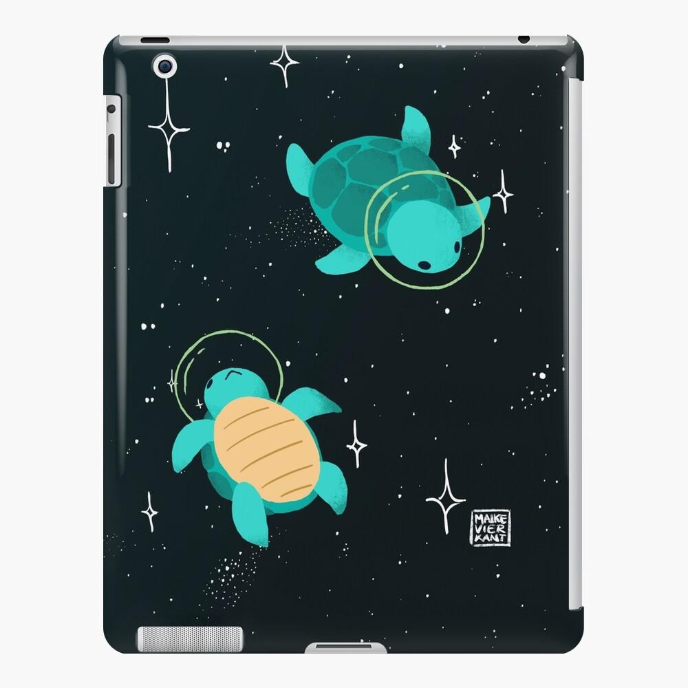 Space Turtles iPad Case & Skin