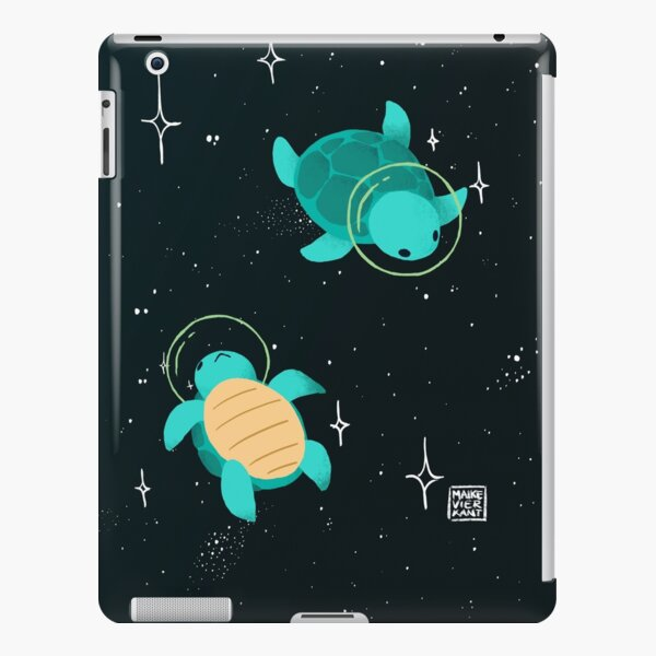 Space Turtles iPad Snap Case