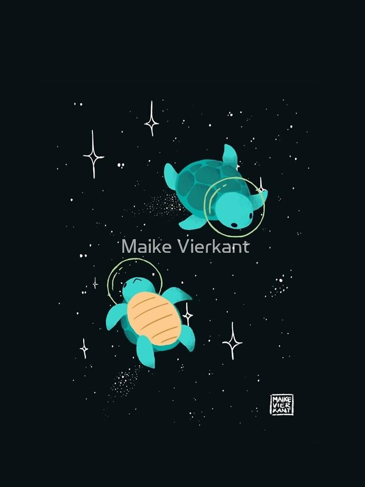 Space Turtles by Vierkant