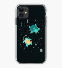 Space Turtles iPhone Case