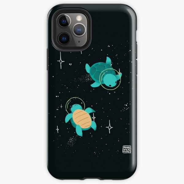 Space Turtles iPhone Tough Case