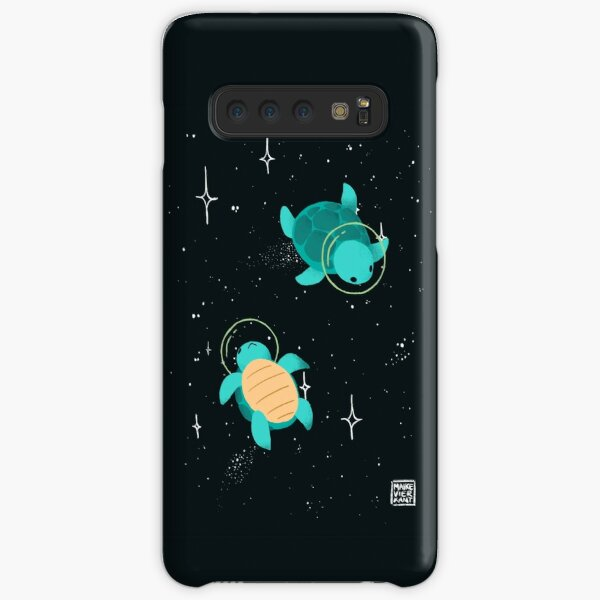 Space Turtles Samsung Galaxy Snap Case