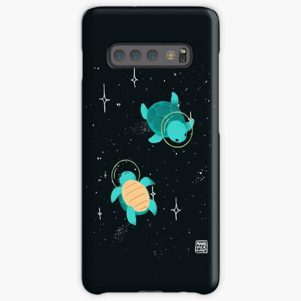Space Turtles Samsung Galaxy Snap Case