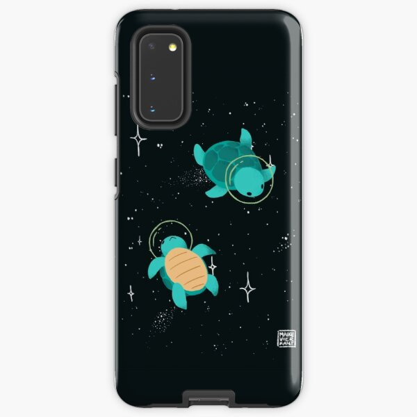 Space Turtles Samsung Galaxy Tough Case