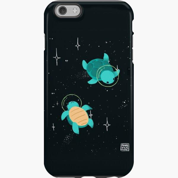 Tortues spatiales / tortues spatiales Coque antichoc iPhone