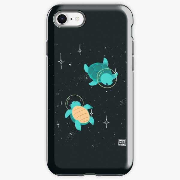 Space Turtles / Weltraumschildkröten iPhone Robuste Hülle